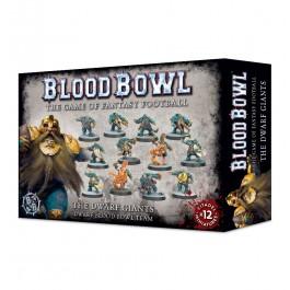 [BBW] THE DWARF GIANTS BLOOD BOWL TEAM