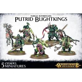 [WAR] NURGLE ROTBRINGERS PUTRID BLIGHTKINGS