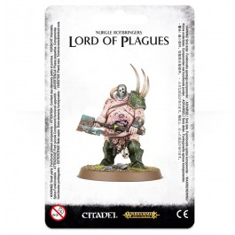 [WAR] NURGLE ROTBRINGERS LORD OF PLAGUES