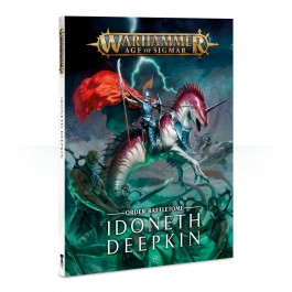 [WAR] Battletome: Idoneth Deepkin