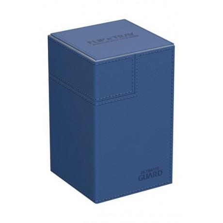 Ultimate Guard Flip/´n/´Tray Deck Case 100 Caja de Cartas Tama/ño Est/ándar XenoSkin Beige