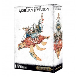 [WAR] Idoneth Deepkin: Akhelian Leviadon