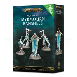 [WAR] EASY TO BUILD NIGHTHAUNT MYRMOURN BANSHEES