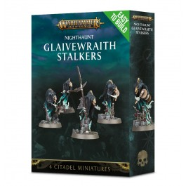 [WAR] EASY TO BUILD NIGHTHAUNT GLAIVEWRAITH STALKERS