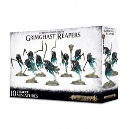 [WAR] NIGHTHAUNT GRIMGHAST REAPERS
