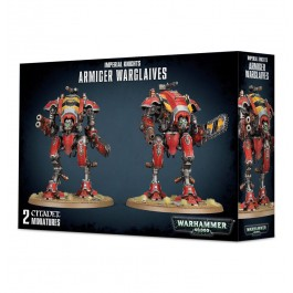 [WAR] IMPERIAL KNIGHTS: ARMIGER WARGLAIVES