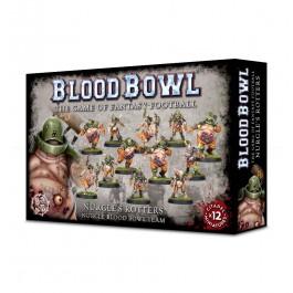 [BBW] BLOOD BOWL: NURGLE'S ROTTERS TEAM