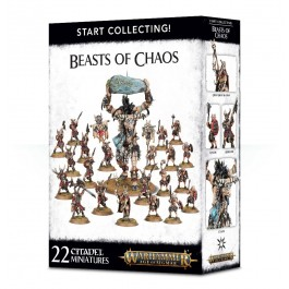 [WAR] START COLLECTING! BEASTS OF CHAOS