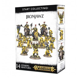 [WAR] START COLLECTING! IRONJAWZ