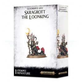[WAR] GLOOMSPITE GITZ SKRAGROTT THE LOONKING