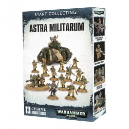 [WAR] Start Collecting! Astra Militarum