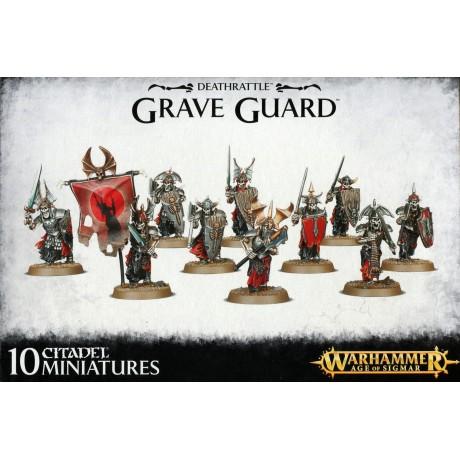 [WAR] GUARDIA DE LOS TUMULOS