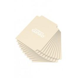 [ULT] Ultimate Guard Card Dividers Tarjetas Separadoras para Cartas Tamaño Estándar Beige (10)