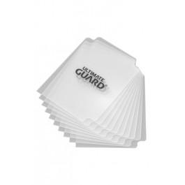 [ULT] Ultimate Guard Card Dividers Tarjetas Separadoras para Cartas Tamaño Estándar Transparente (10)