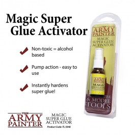 [AAP] MAGIC SUPLERGLUE ACTIVATOR (ACTIVADOR DE SUPERGLUE)