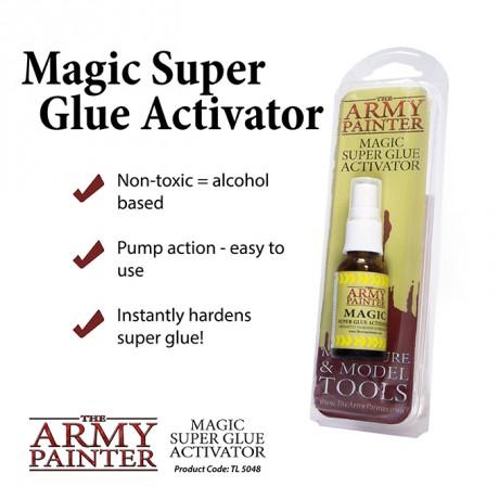 [ACW] MAGIC SUPLERGLUE ACTIVATOR (ACTIVADOR DE SUPERGLUE)