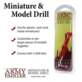 [ACW] MINIATURE AND MODEL DRILL TALADRO MANUAL