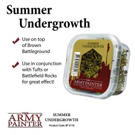 [ACW] Summer Undergrowth, Basing