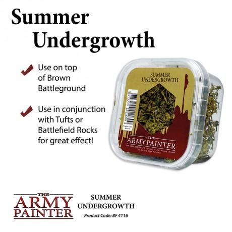 [ACW] Summer Undergrowth, Basing