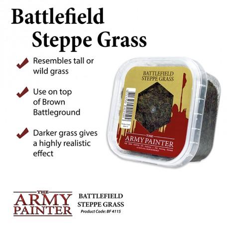 [ACW] Steppe Grass, Static
