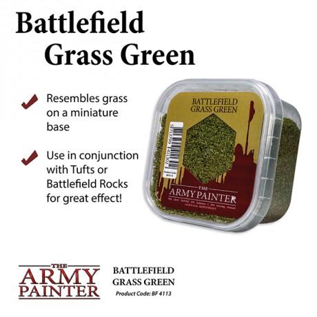 [ACW] Grass Green, Flock