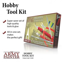 [AAP] Set de accesorios The army painter Hobby Tool Kit (2019)