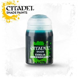 COELIA GREENSHADE              Paint - Shade
