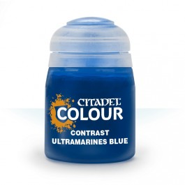 [PNC] CONTRAST: ULTRAMARINES BLUE (18ML)