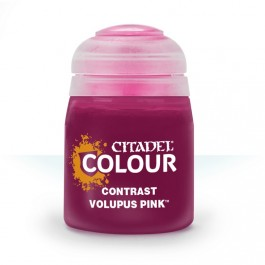 [PNT] CONTRAST: Volupus Pink (18ML)