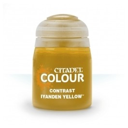 [PNC] CONTRAST: Iyanden Yellow (18ML)