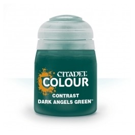 [PNC] CONTRAST: Dark Angels Green (18ML)
