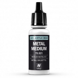 [PNT] Medium Metálico 17ml (70521) - MEDIUMS