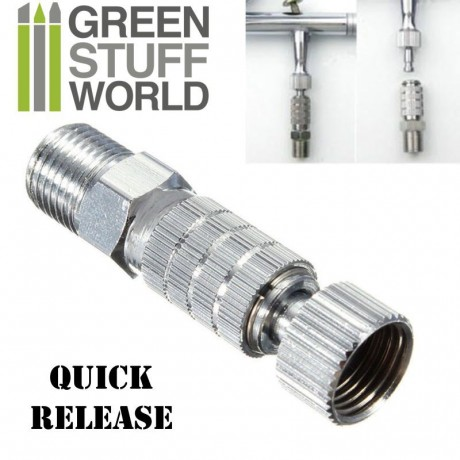 [AGS] Conector QuickRelease 1/8