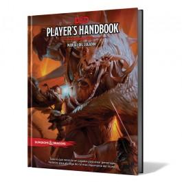 [ROL] D&D PLAYER'S HANDBOOK (MANUAL DEL JUGADOR)