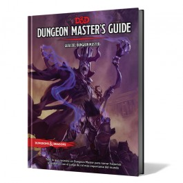 [ROL] D&D DUNGEON MASTER'S GUIDE (GUÍA DEL DM)