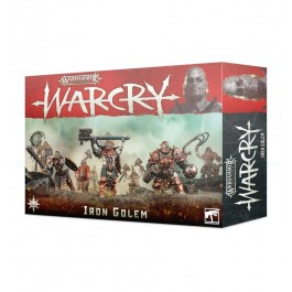 [WAR] WARCRY: IRON GOLEM