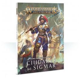 [WAR] B/TOME: CIUDADES DE SIGMAR (SB) ABR. ESP