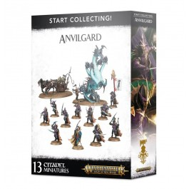 [WAR] START COLLECTING! ANVILGARD