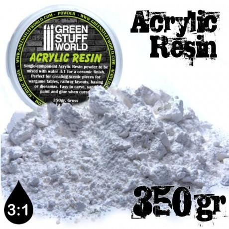 [AGS] Resina Acrílica 350gr