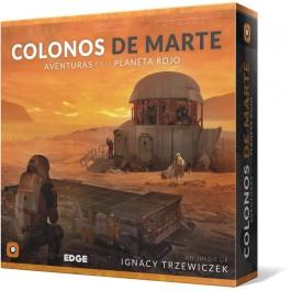 [JDM] COLONOS DE MARTE