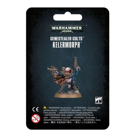 [WAR] GENESTEALER CULTS Kelermorph