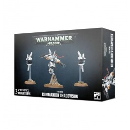 [WAR] TAU EMPIRE Commander Shadowsun