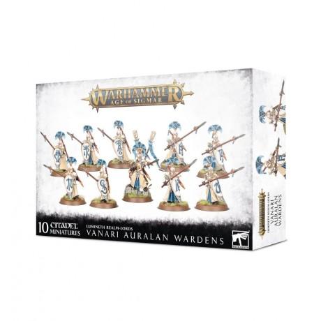 [WAR] Vanari Auralan Wardens