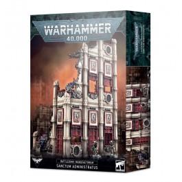 [WAR] Zona de batalla: Manufactorum - Sanctum Administratus