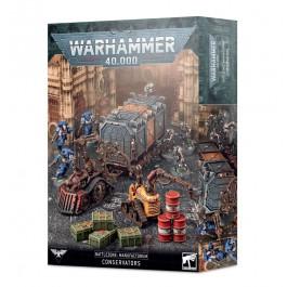 [WAR] Zona de batalla: Manufactorum – Conservadores