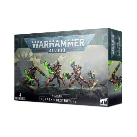 [WAR] Destructores Skorpekh
