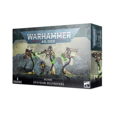 [WAR] Destructores ofidianos