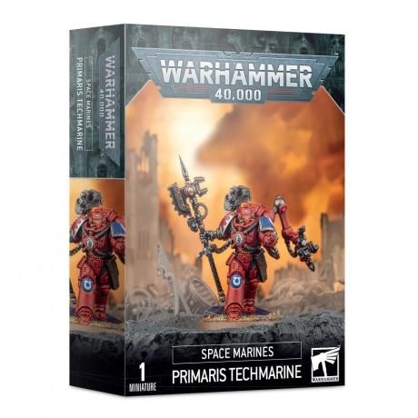[WAR] Tecnomarine Primaris