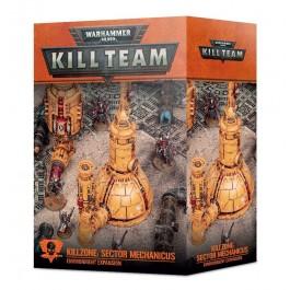 [WAR] Kill team Killzone: Expansión de terreno Sector Mechanicus