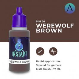 [SC75] INSTANT COLOUR Werewolf Brown - Scale 75